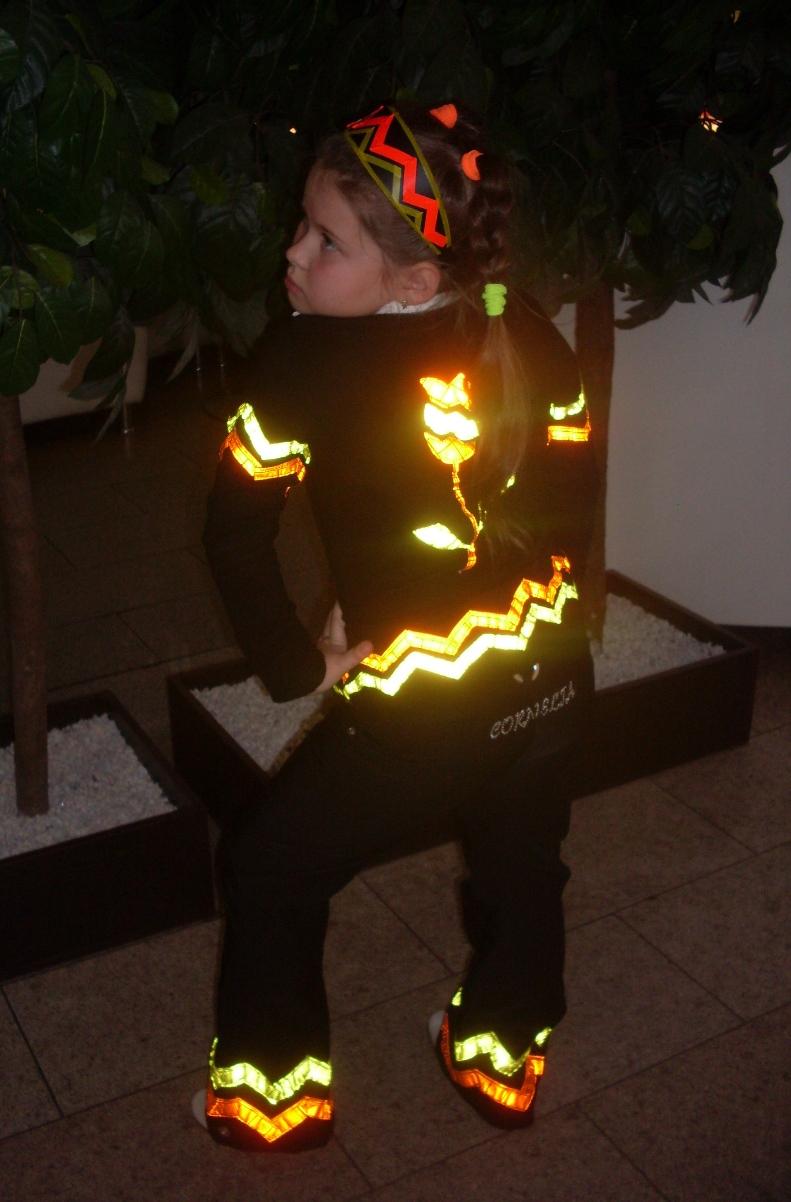 Светоотражающий элемент своими руками на конкурс6