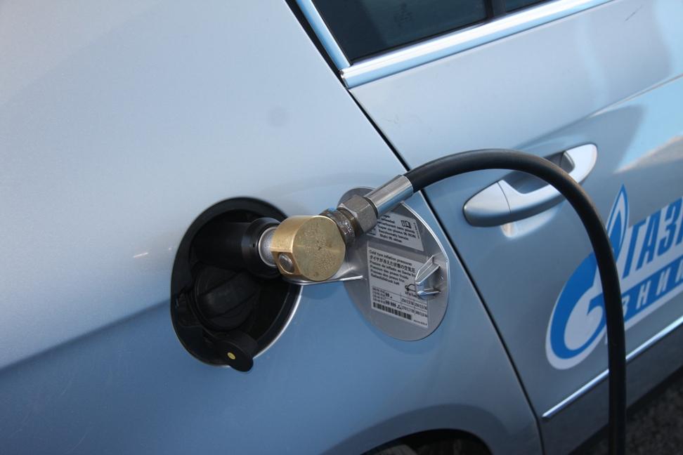 Заправка метан в домашних условиях